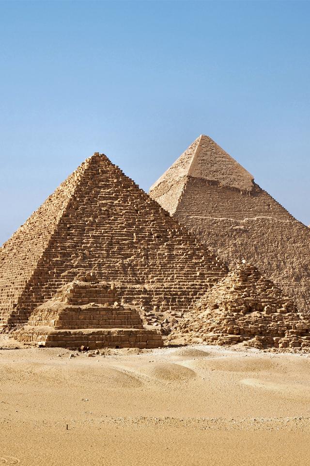 Pyramides 3W Pyramides