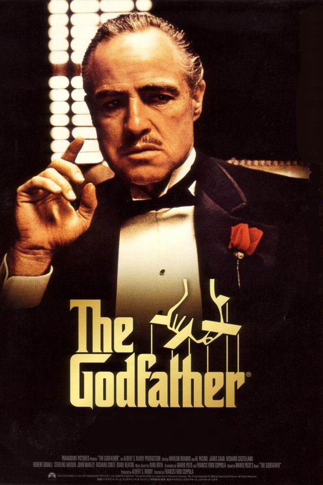 TheGodFather 3W Les 3 Wallpapers iPhone du jour (16/03/12)