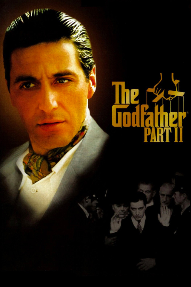 TheGodFather PartII 3W The GodFather Part.II