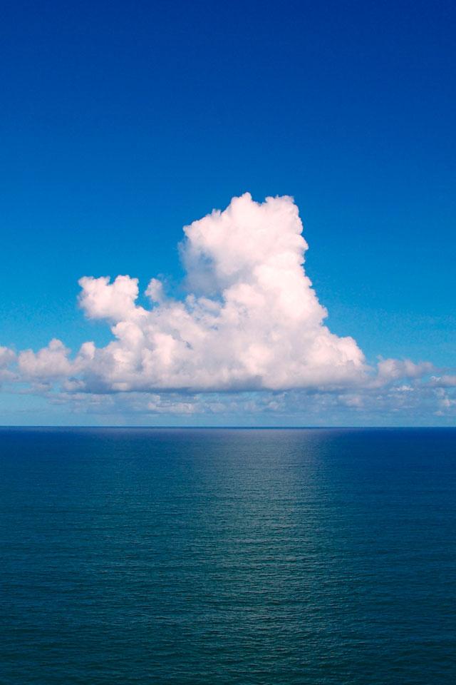 Clouds over the Atlantic Ocean 3W Clouds Over The Atlantic Ocean