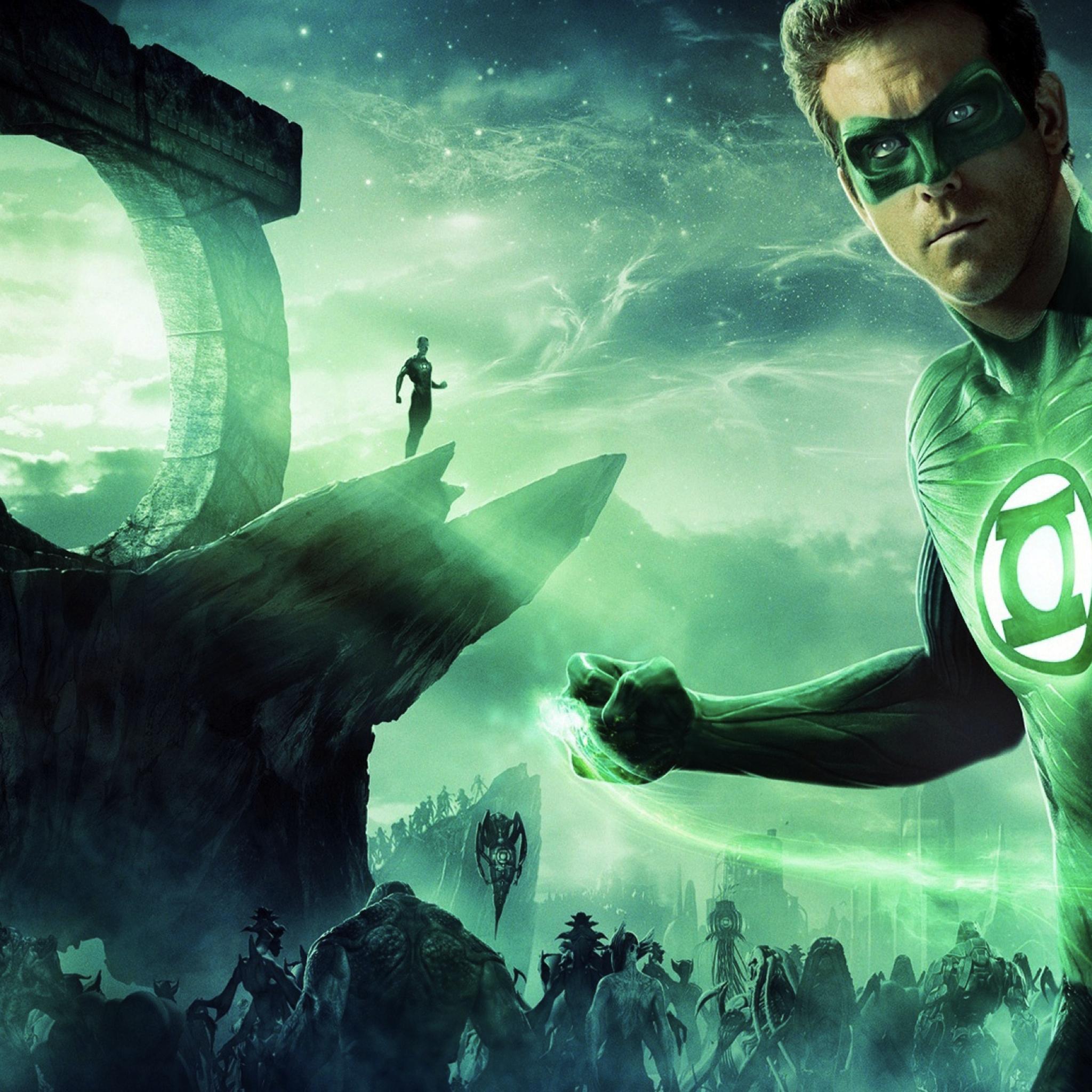 Green Lantern 3W iPad.jpg  Green Lantern   iPad