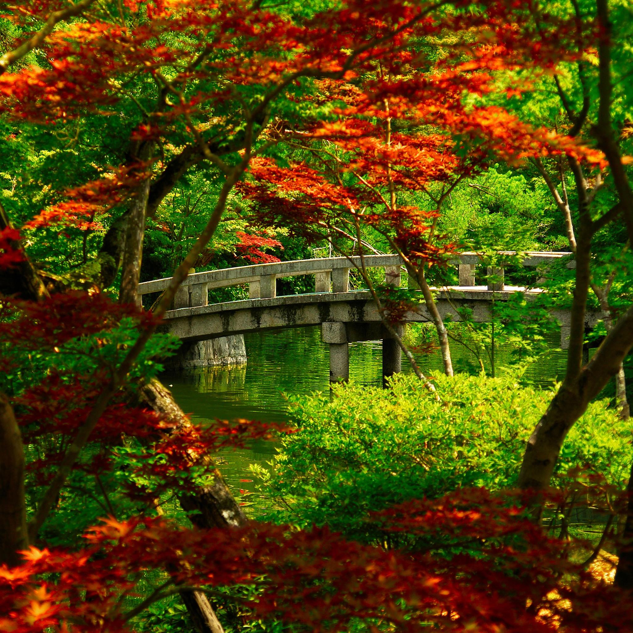 Japanese Garden 3W iPad Japanese Garden   iPad