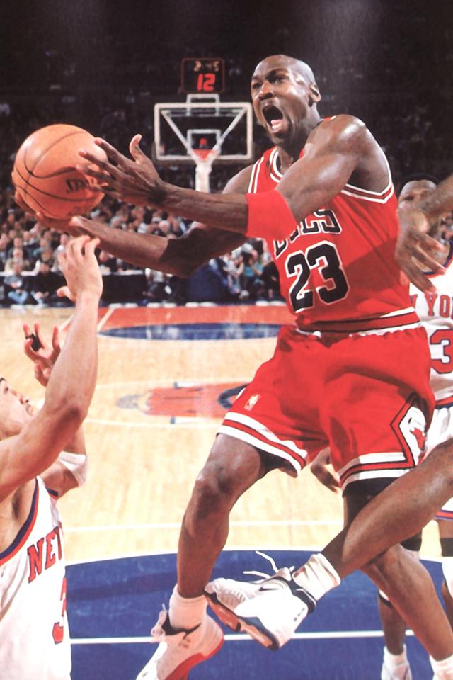 Jordan 3W Michael Jordan