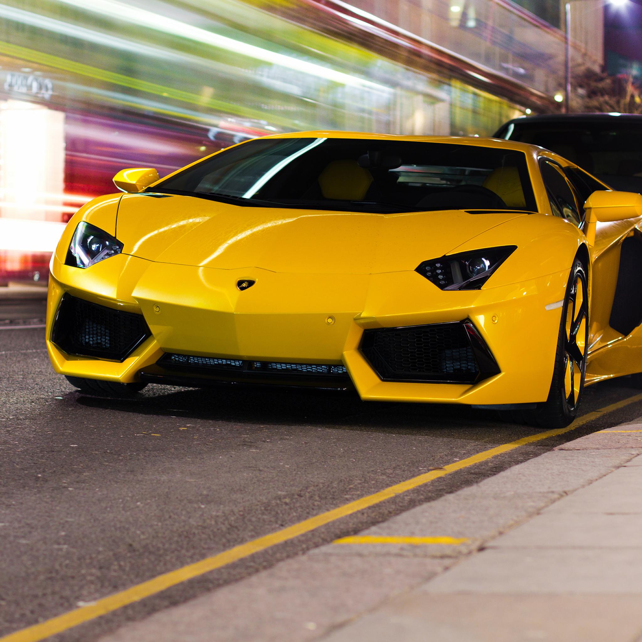 Lamborghini The new iPad wallpaper ilikewallpaper com Lamborghini   iPad