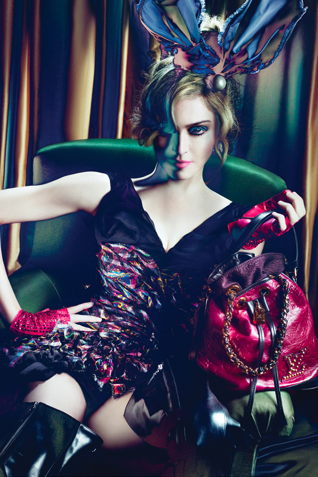 Louis Vuitton 3 Wallpapers Louis Vuitton with Madonna