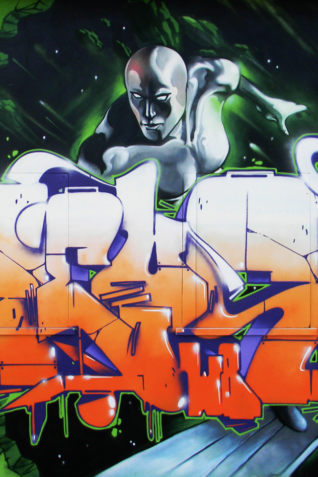 Wild Boy Graffiti 02 3W Wild Boyz Graffiti #1