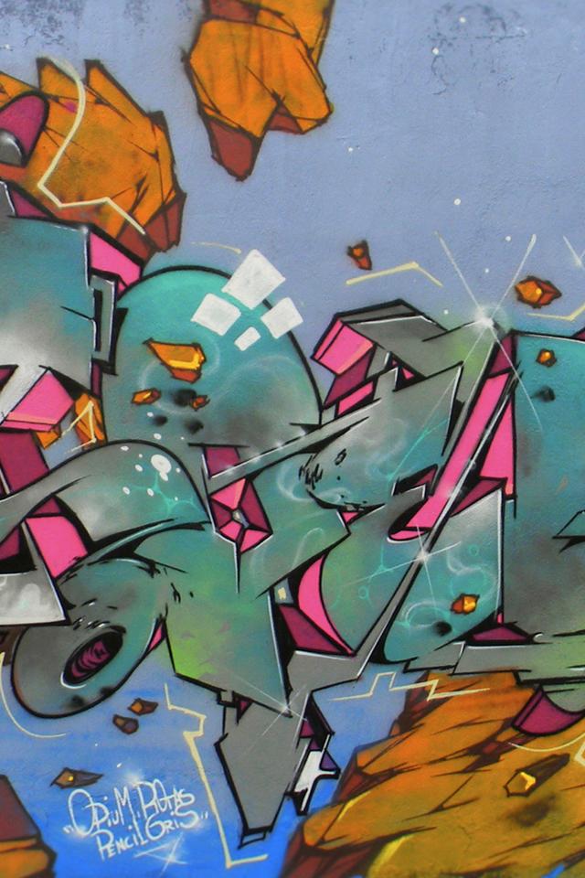Wild Boy Graffiti 03 3W Wild Boyz Graffiti #2