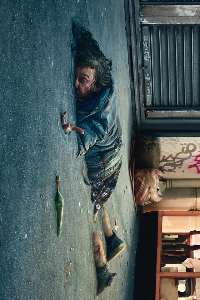 woman homeless 3 Wallpapers Woman Homeless