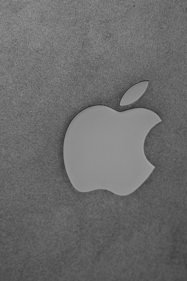 Apple_Grey_3Wallpapers