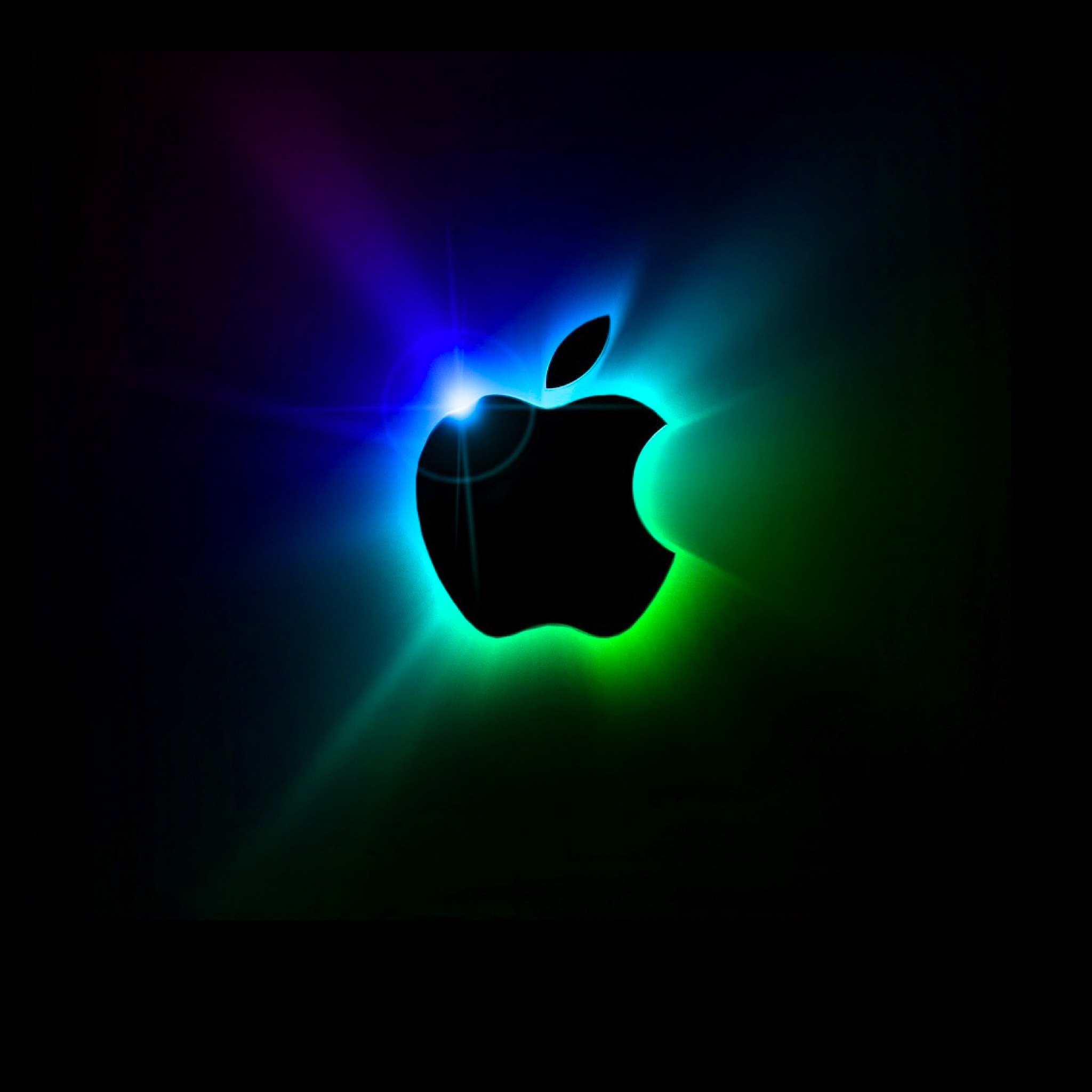 Крутые картинки айфона яблоко