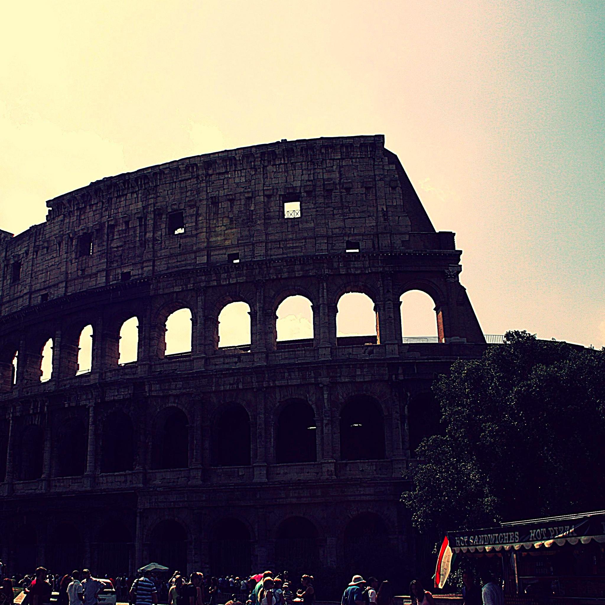 Coliseum Rome 3 Wallpapers Coliseum de Rome   iPad