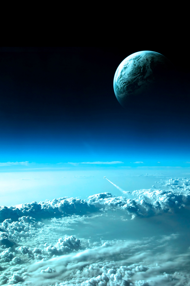 Earth in Cloud 3Wallpapers Earth in Cloud