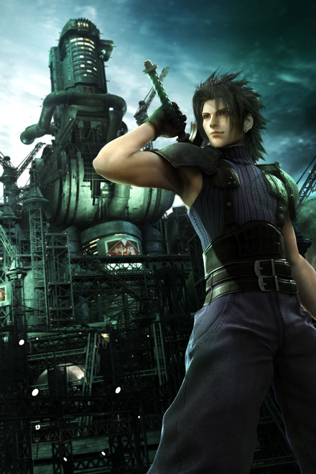 FF VII 3Wallpapers Final Fantasy VII