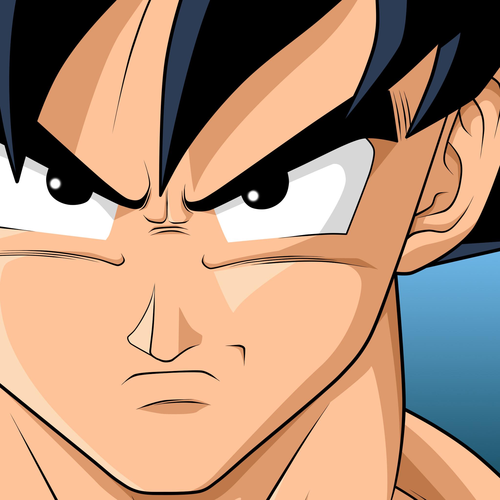 Goku 3 Wallpapers iPad Goku   iPad