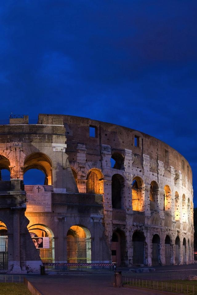 Le Colisee de Rome 3Wallpapers Le Colisée de Rome