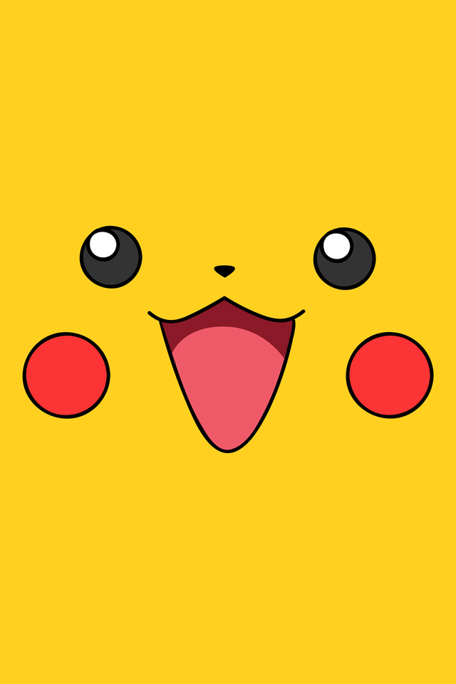 Simple_Pikatchu_3Wallpapers