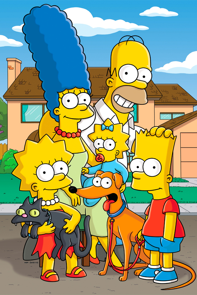 Simpsons 3 Wallpapers Simpsons
