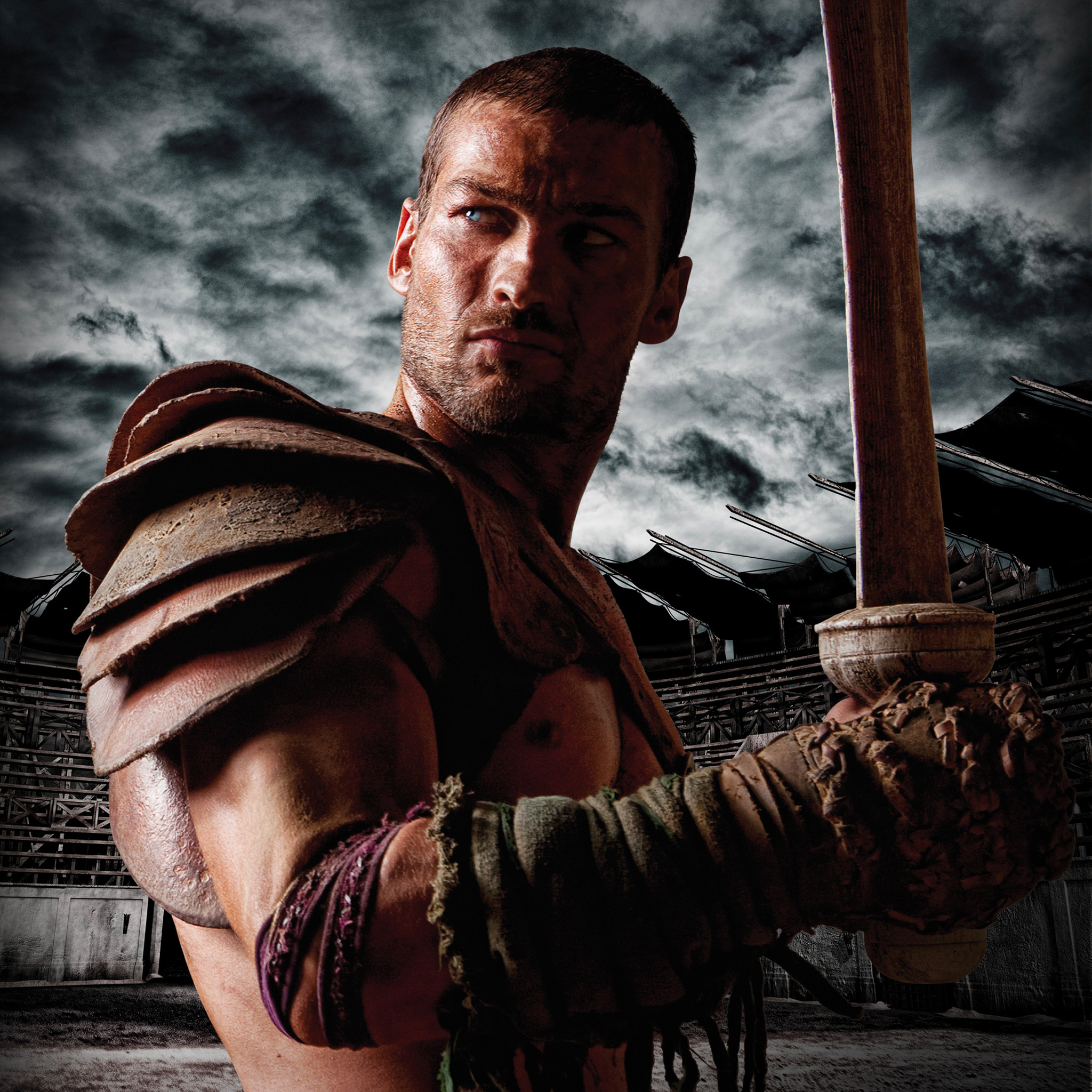 Spartacus blod and sand 3Wallpapers iPad Spartacus   Blood and Sand   iPad