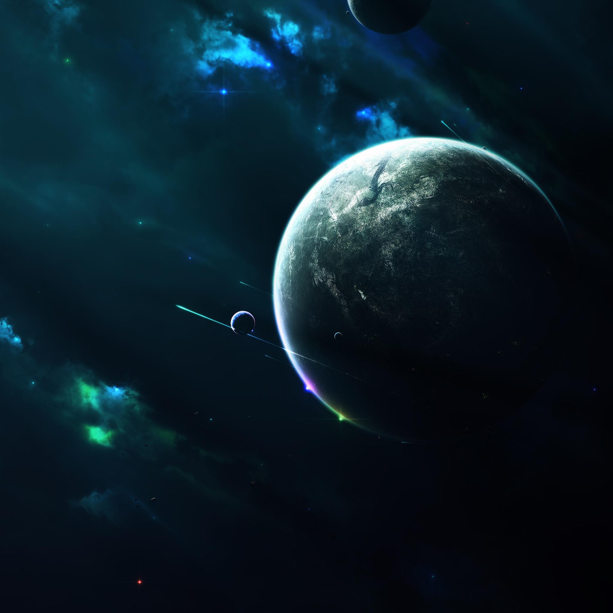 Starship Galaxy 3Wallpapers iPad Starship Galaxy   iPad