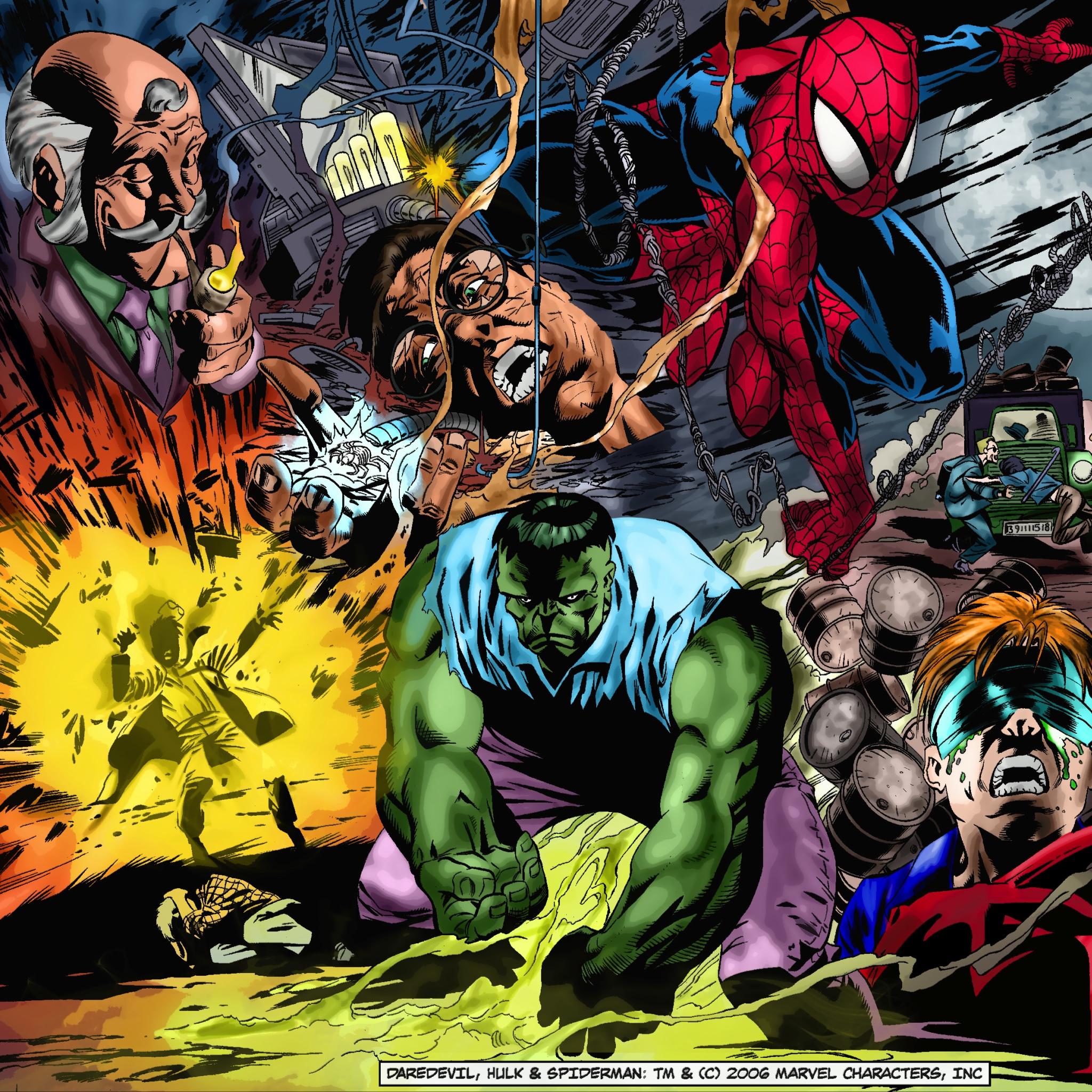 3WallpapersWallpaper HD iPhone X, 8, 7, 6 - The Superhero ...