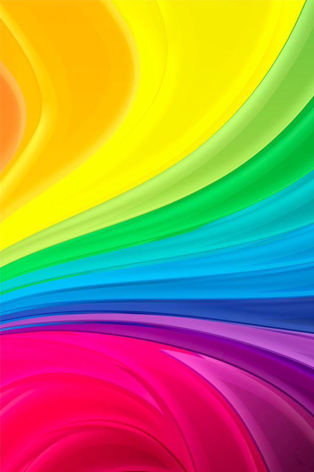 abstract rainbow 3Wallpapers Abstract Rainbow