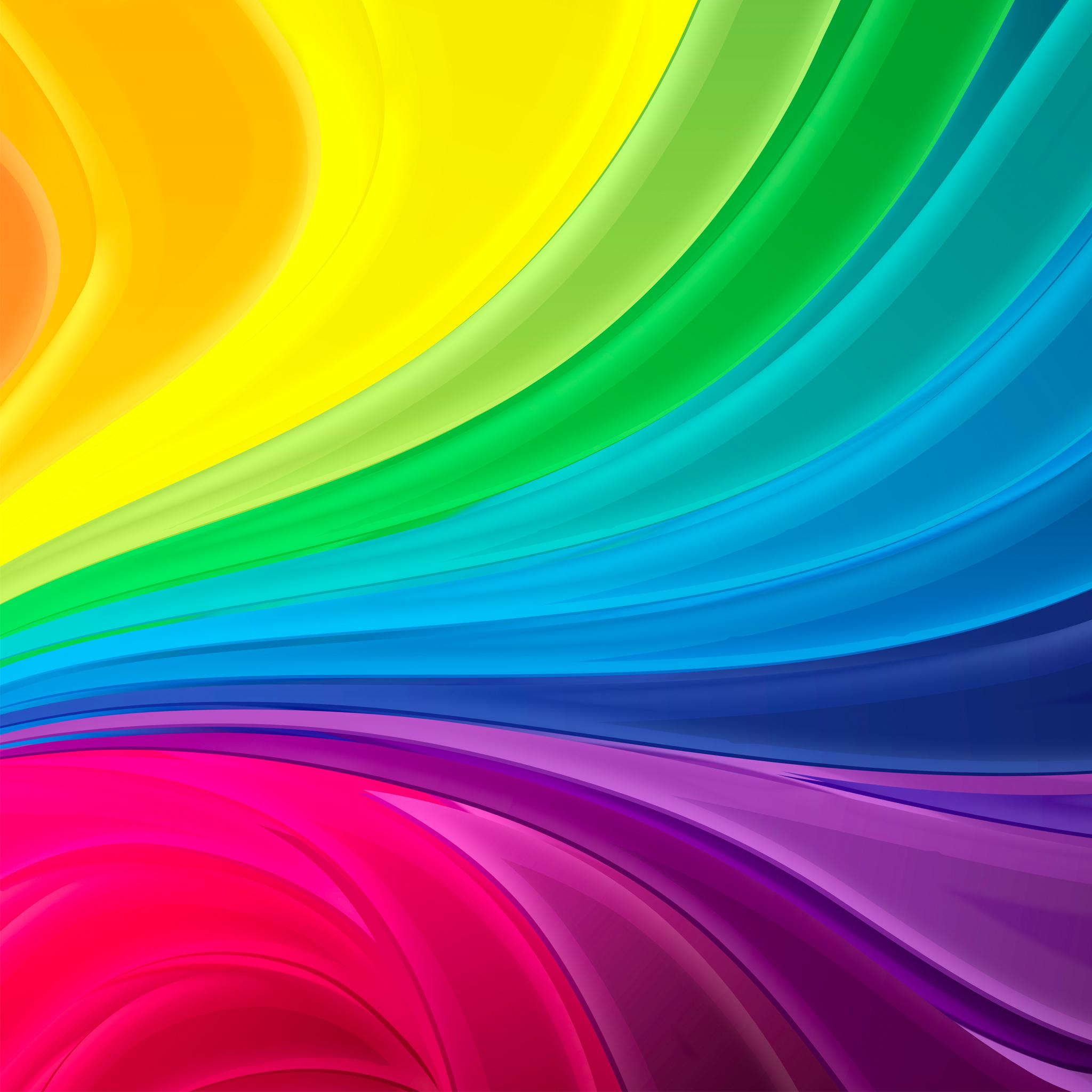 abstract_rainbow_3Wallpapers_iPad