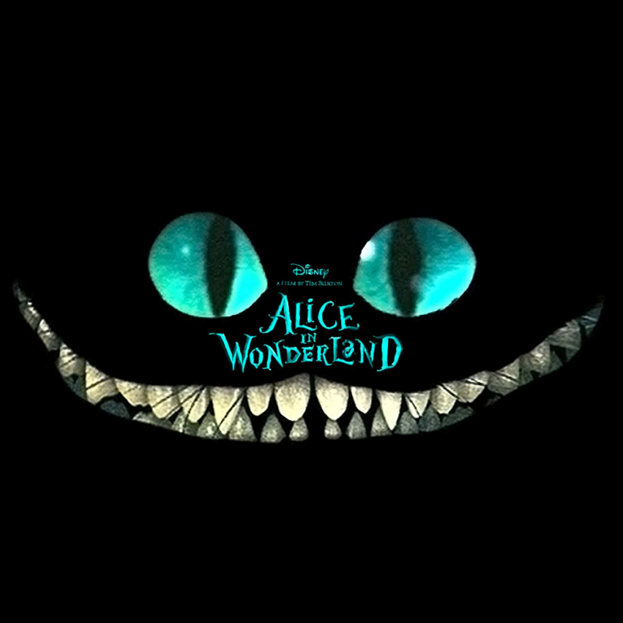 alice au pays des merveilles 3Wallpapers ipad Alice in WonderLand   iPad