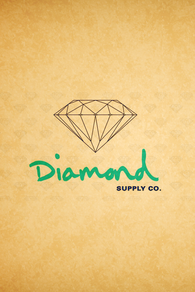 Diamond Supply Co Wallpaper For Iphone X 8 7 6 Free