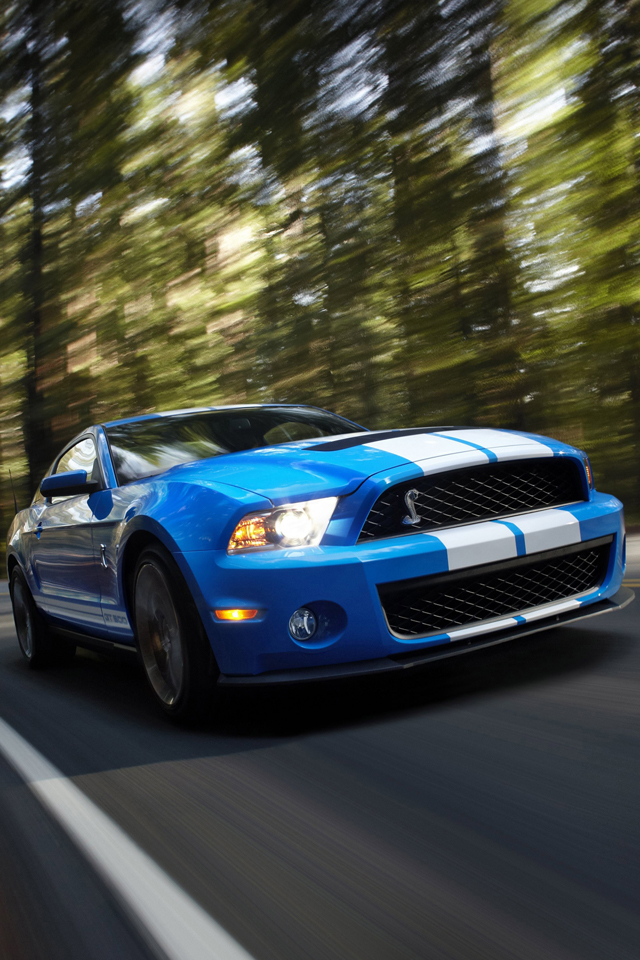 Ford Mustang Shelby GT500 3Wallpapers