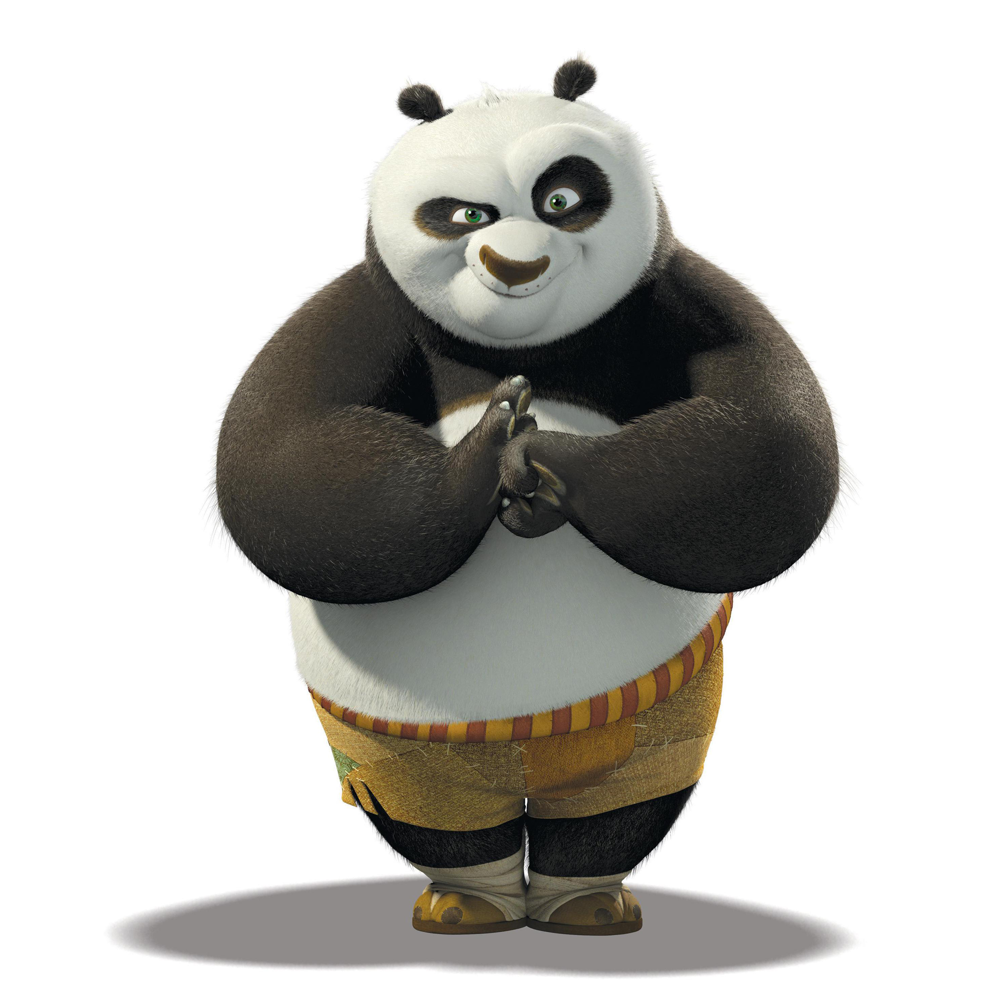 Kung Fu Panda Ipad Wallpaper For Iphone X 8 7 6 Free