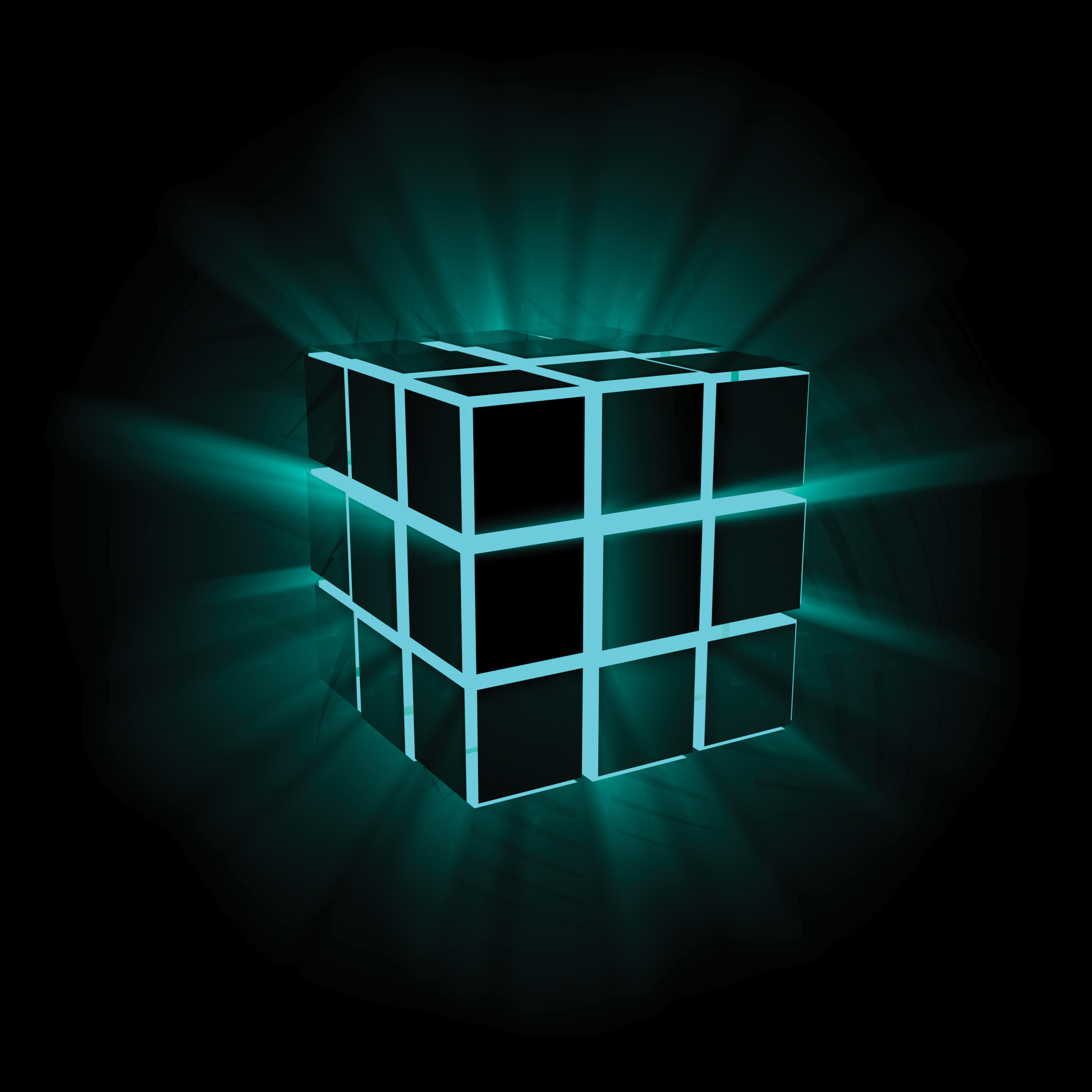 Luminar-Cube-3Wallpapers-iPad