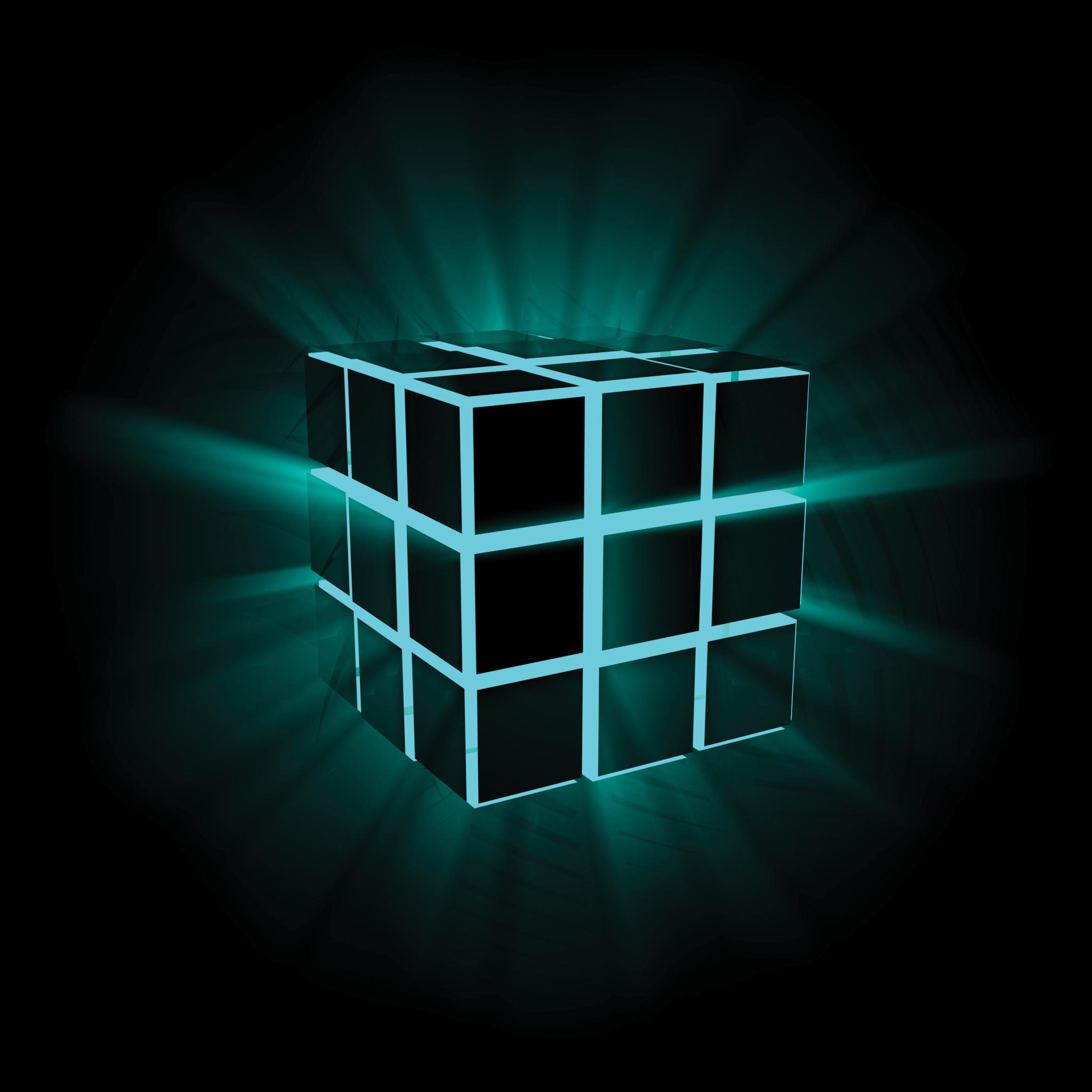 Luminar Cube 3Wallpapers iPad Luminar Cube   iPad