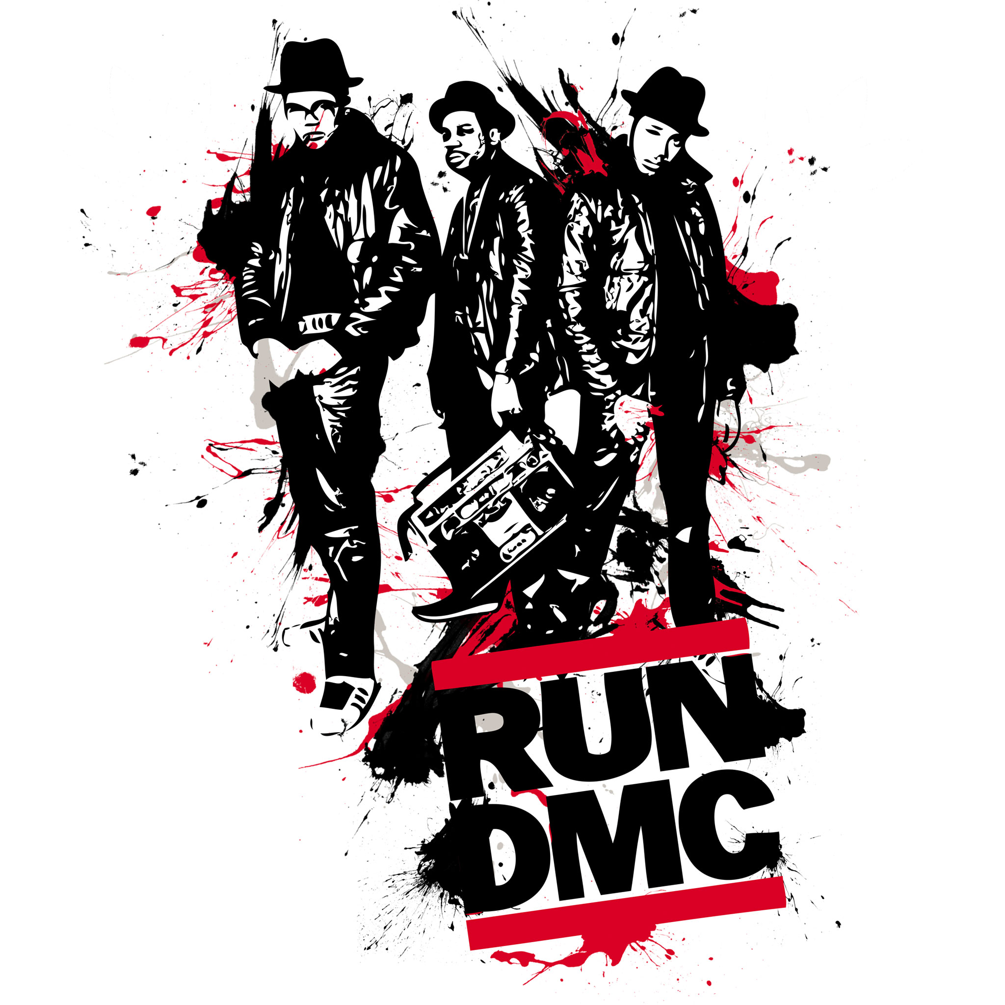 Run DMC 3Wallpapers ipad Run DMC   iPad