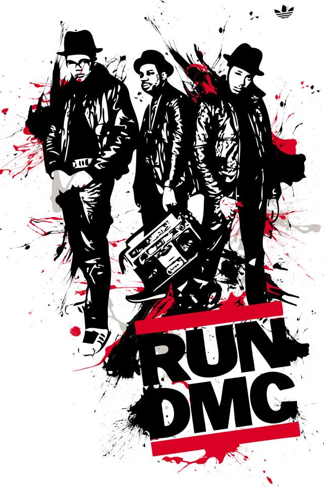 Run DMC 3Wallpapers Run DMC