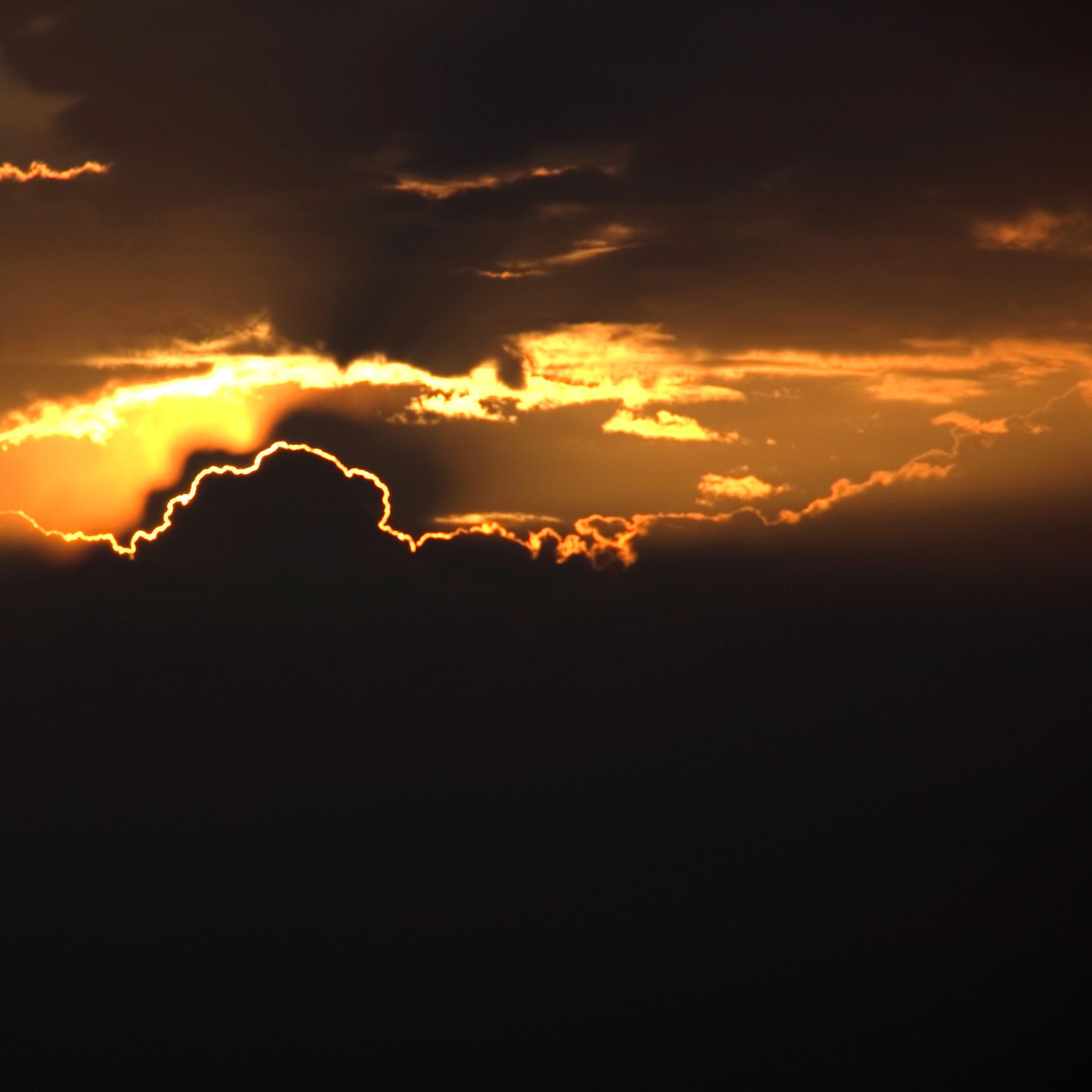 Sunset Cloud 3Wallpapers iPad Sunset Cloud   iPad