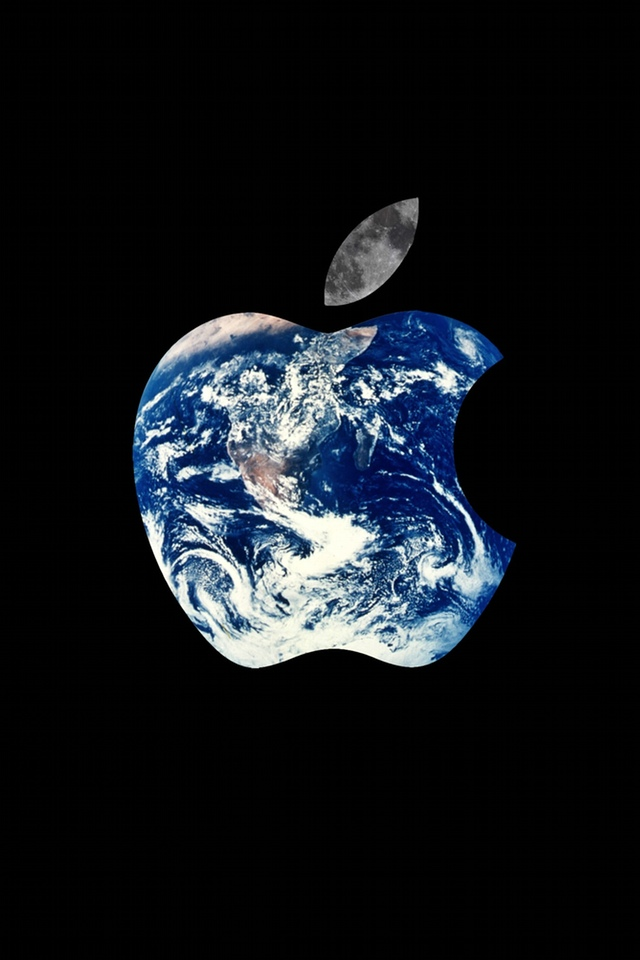 The Earth is in Apple 3W The Earth is in Apple