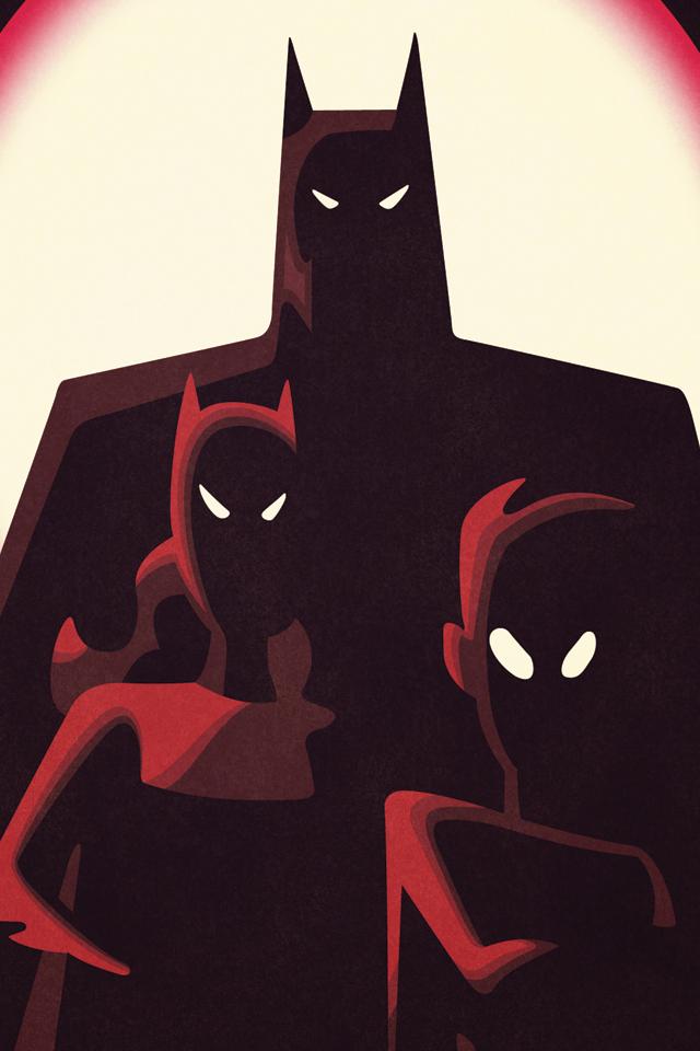 Batman-Family-3Wallpapers