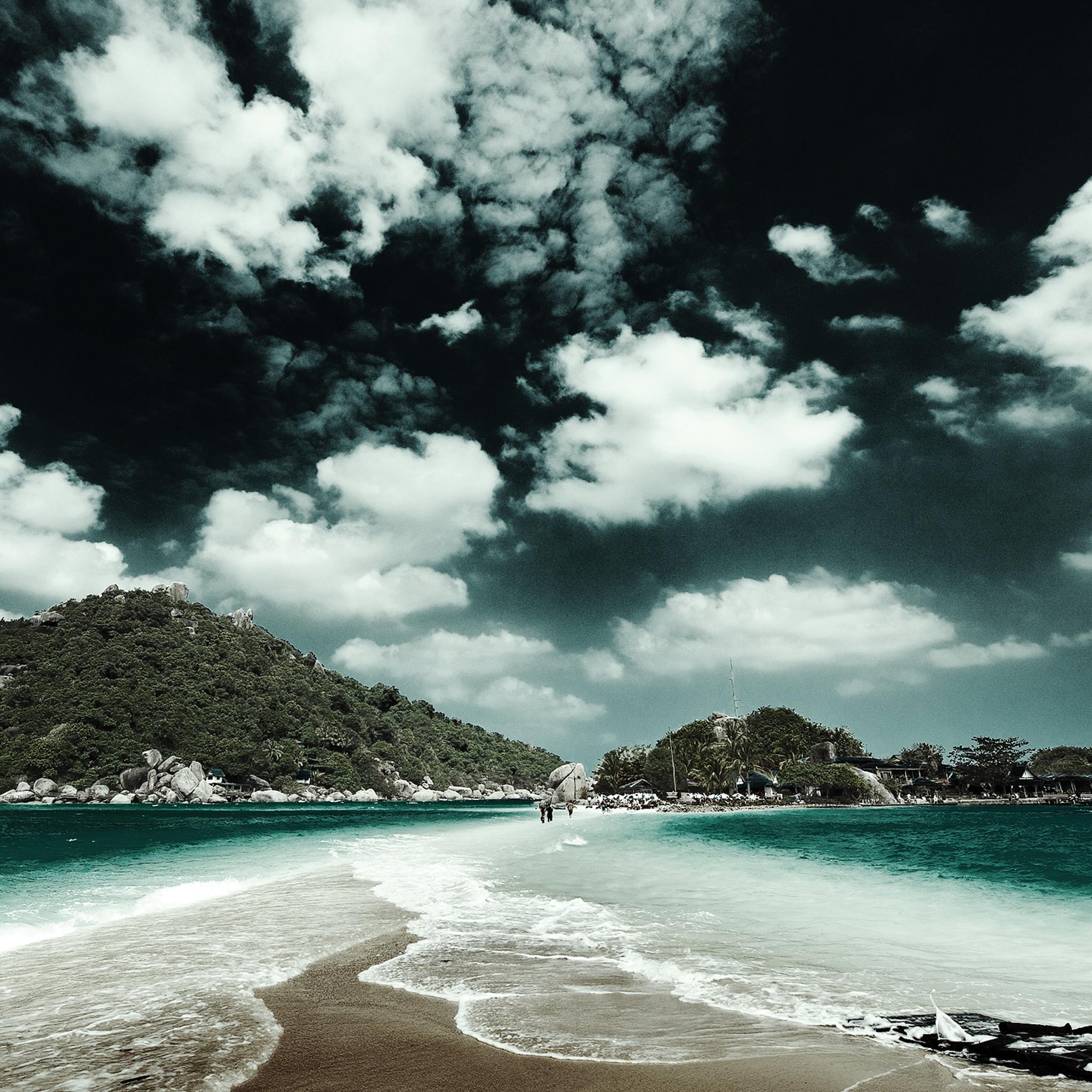 Beach Paradis 3Wallpapers iPad Retina Beach Paradise   iPad Retina