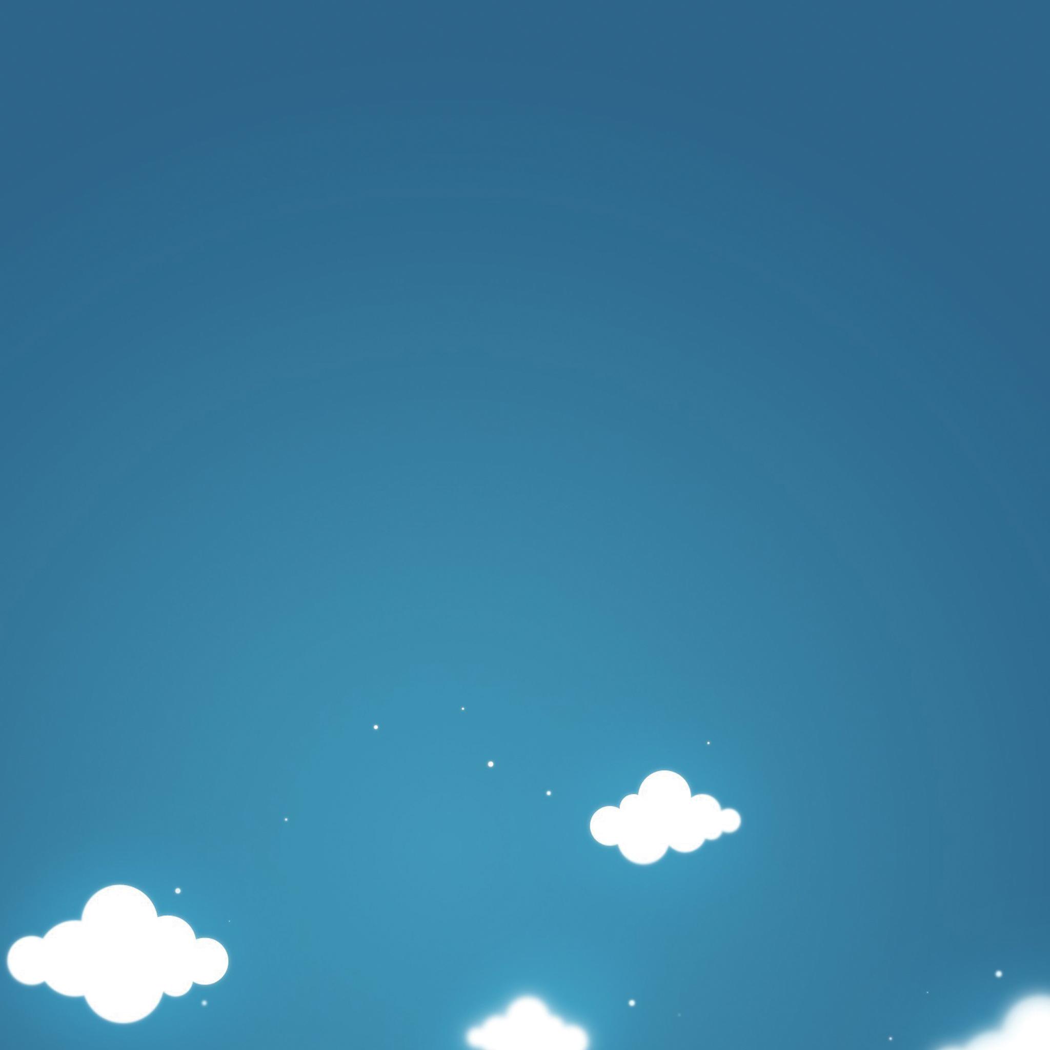 Cloudy 3Wallpapers iPad Retina Cloudy   iPad Retina