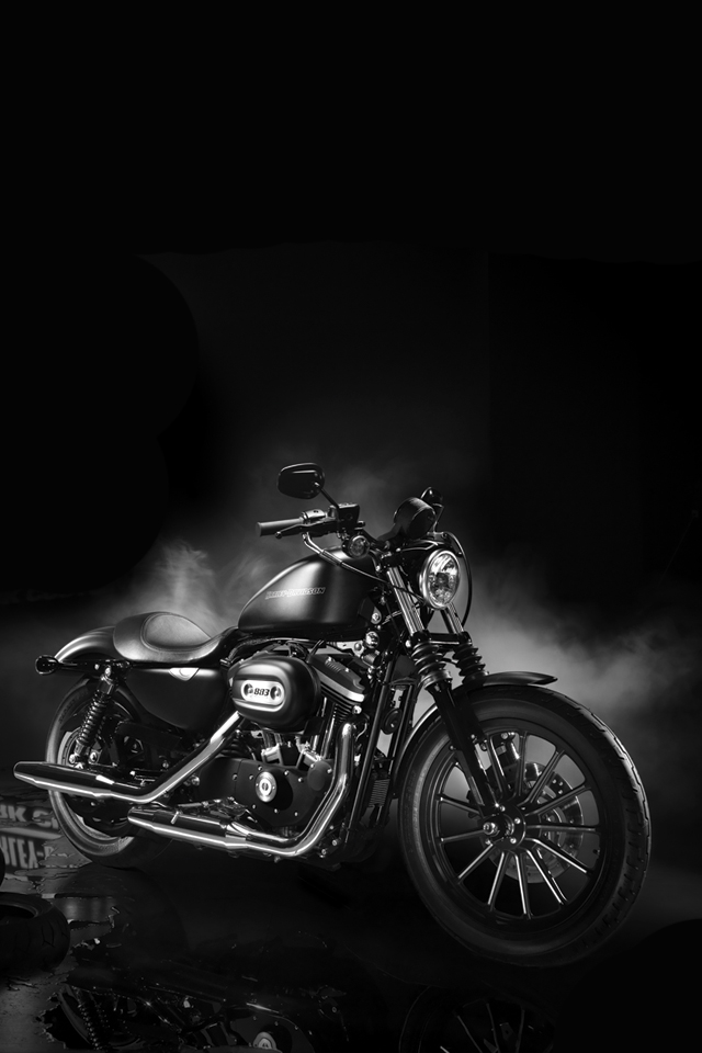 Harley Davidson Dark Custom 3Wallpapers Harley Davidson Dark Custom