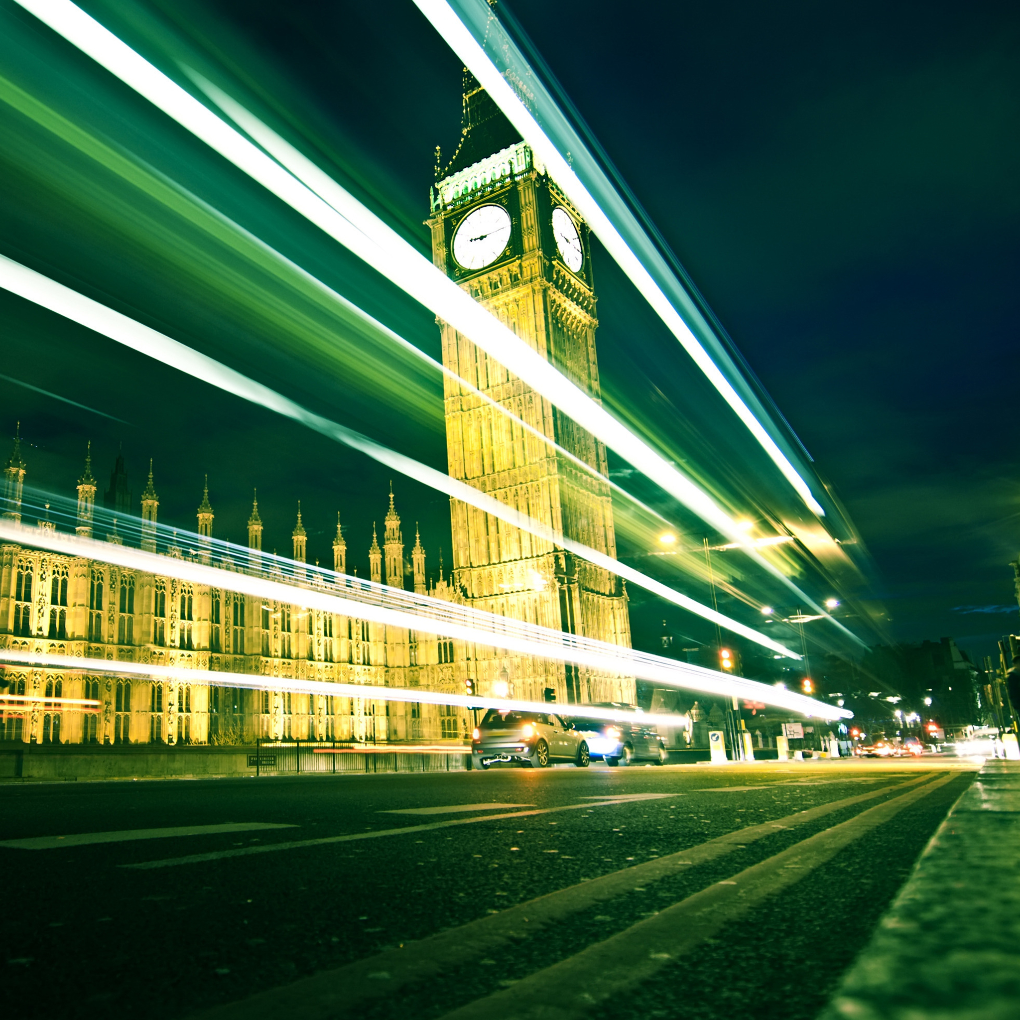 Big-Ben-Night-3Wallpapers-iPad-Retina
