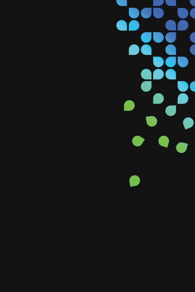 Blue-Green-Petals-3Wallpapers