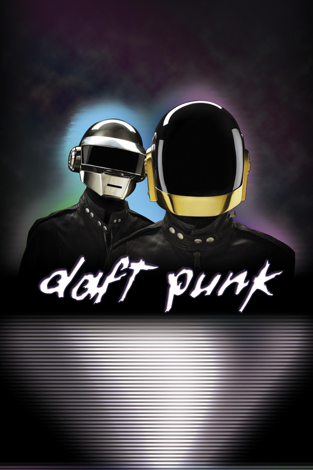 Daft Punk Wallpaper For IPhone X 8 7 6