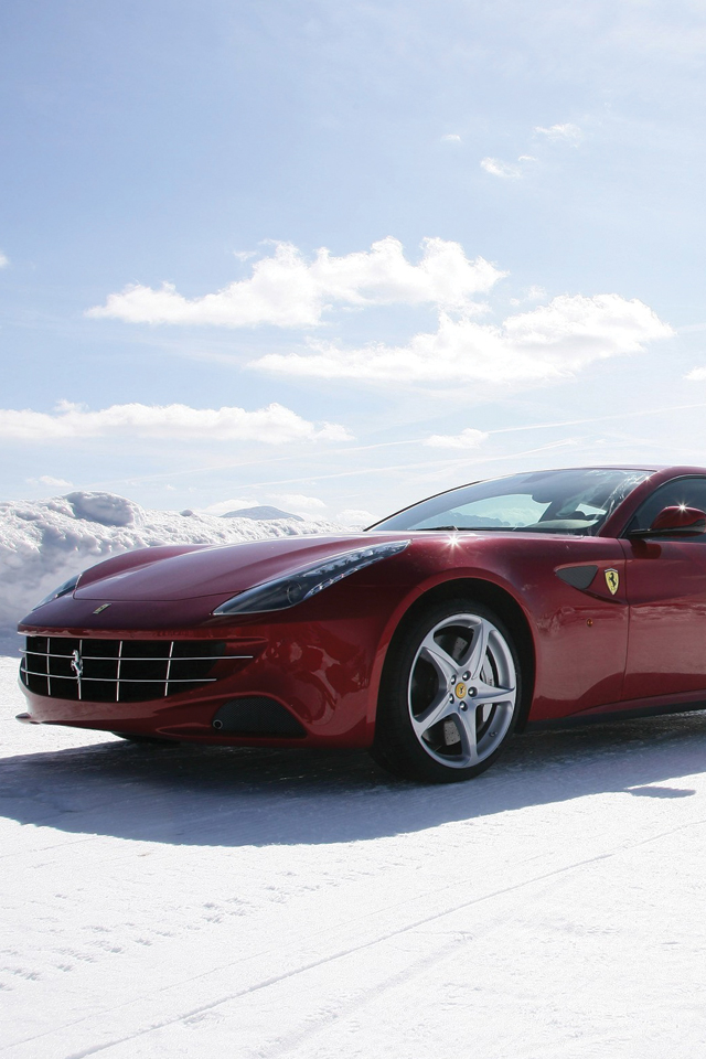 Ferari FF 3Wallpapers Ferrari FF
