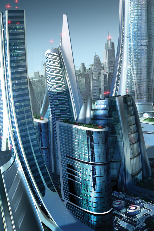 Future-City-by-robertdbrown-3Wallpapers