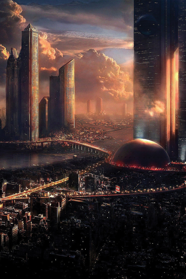 Futurist-City-3Wallpapers