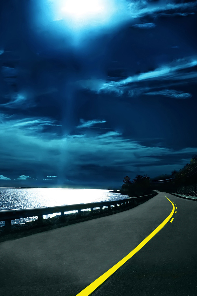 Highway-Nights-3Wallpapers
