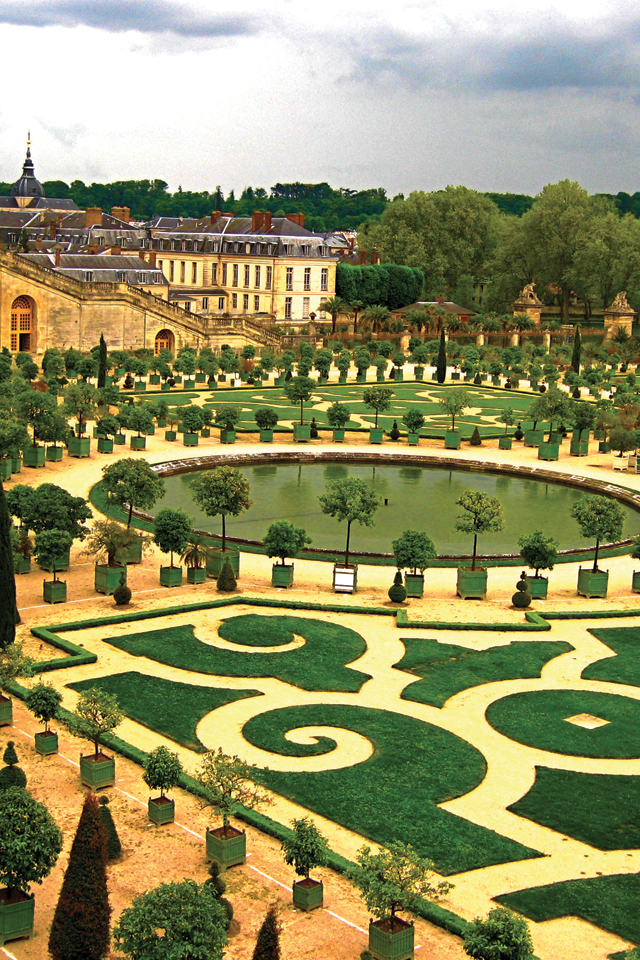 jardins de versailles wallpaper for iphone x 8 7 6 free download on 3wallpapers. Black Bedroom Furniture Sets. Home Design Ideas