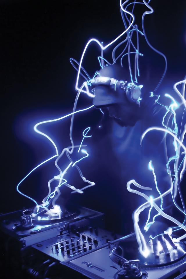 Lighting DJ 3Wallpapers Lighting DJ