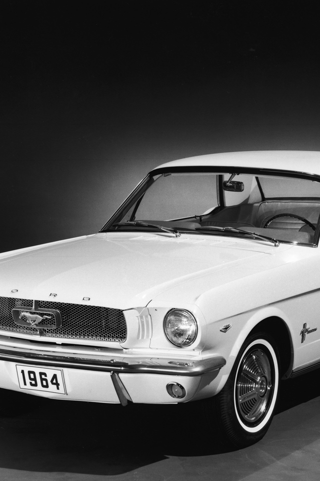 Mustang-1964-3Wallpapers